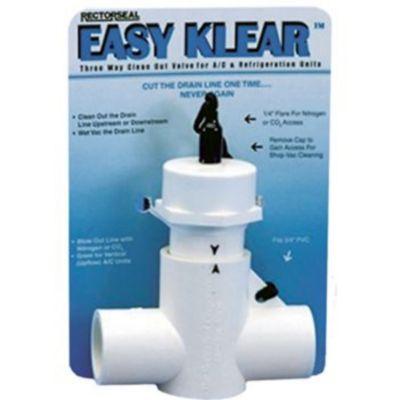 RectorSeal® 97585 - Easy Klear 3-Way Valve