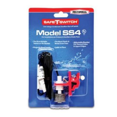 RectorSeal®  97625 - SS4 Safe-T-Switch Primary and Secondary Drain Line Shutoff Switch