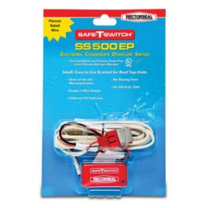 RectorSeal® 97693 - Safe-T-Switch SS500EP Electronic condensate shutoff switches with LED indicator