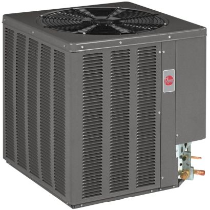 Rheem 13AJN48A01 - Value Series 4 Ton, 13 SEER, R410A Straight Cool Condenser