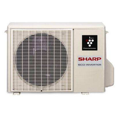 Sharp AE-X12PU - 12,000 BTU 22.5 Ductless Mini Split Heat Pump Outdoor Unit 208-230V