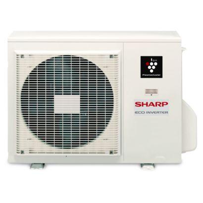 Sharp AE-X18PU - 18,000 BTU 21 SEER Ductless Mini Split Heat Pump Outdoor Unit 208-230V