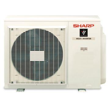Sharp AE-X2M20RU - 20,000 BTU 19 SEER Ductless Mini Split Heat Pump Outdoor Unit 208-230V
