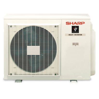 Sharp AE-X2M20RU - 20,000 BTU 19 SEER Ductless Mini Split Heat Pump Outdoor Unit 208-230V