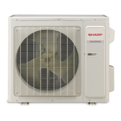 Sharp AE-X36RU - 36,000 BTU 18 SEER Ductless Mini Split Heat Pump Outdoor Unit 208-230V