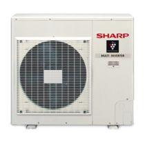 Sharp AE-X4M30PU - 30,000 BTU 17.4 SEER Ductless Mini Split Heat Pump Outdoor Unit 208-230V