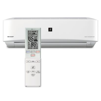 Sharp AY-XPC15PU - 15,000 BTU 21 SEER Wall Mount Ductless Mini Split Indoor Unit 208-230V