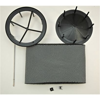 Skuttle A01-1722-020 - Replacement Drum Assembly With Filter Media for Model 90 Drum Humidifier