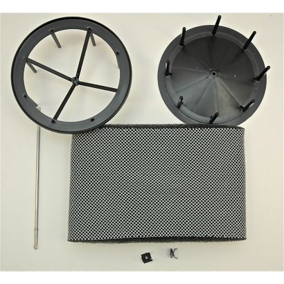 Skuttle A16-1722-020 - Replacement Drum Assembly With Filter Media for Model 190 Drum Humidifier