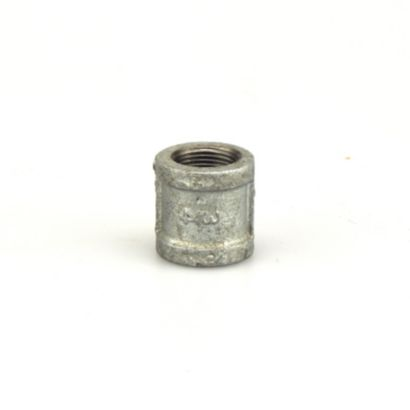 """Southland 511-204 - 3/4"""" Coupling Galvanized 150Lb. Malleable Iron Fitting"""