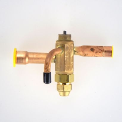 "Sporlan 168151 - Thermostatic Expansion Valve EQE BODY 1/2"" x 5/8"" x 1/4"" ODF External Equalizer"
