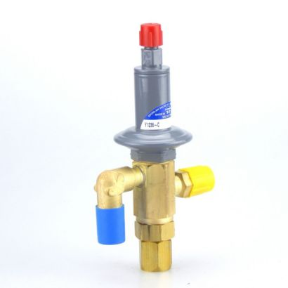 Sporlan 304701 - Y1236C Oil Pressure Differential Valve with Removable, 100 Mesh Inlet Strainer