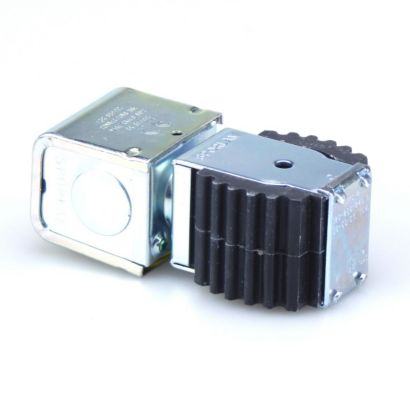 """Sporlan 311671 - Coil MKC-2 DUAL JAU 120/208-240V 50/60Hz Dual Vage Junction Box 4-Wire with 1/32"""" Insulation"""