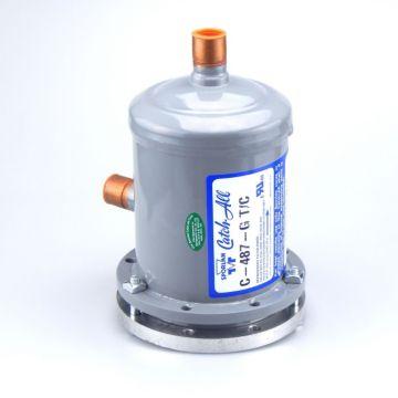 """Sporlan 402109 -  C487GTC T/C 7/8"""" ODF Filter Drier Shell"""