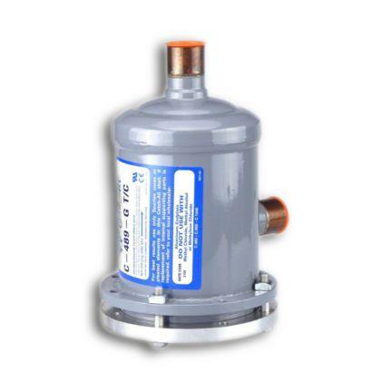 """Sporlan 402152 - C489GTC T/C 1-1/8"""" ODF Filter Drier Shell"""