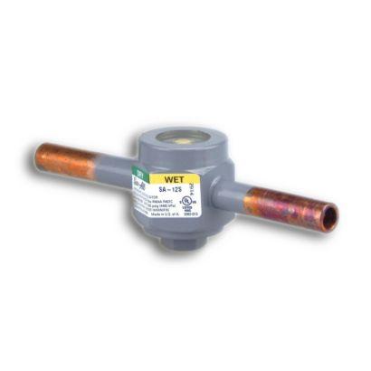 "Sporlan 700052 - SA-12S 1/4"" ODF Solder Sight Glass"