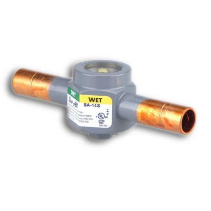 "Sporlan 700299 - SA-14S 1/2"" ODF Solder Sight Glass"
