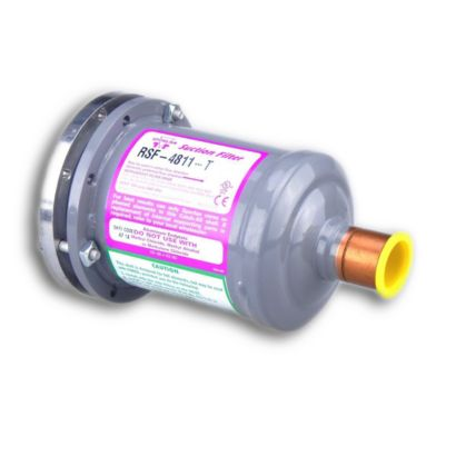 """Sporlan 800502 - RSF-4811-T 1-3/8"""" ODF Suction Filter"""