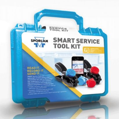 Sporlan 953495 - Smart Service Tool Kit Wireless Temperature and Pressure Sensors