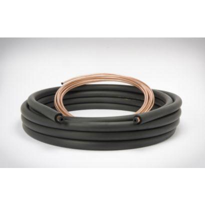 "Streamline 61430400 - 3/8"" OD x 7/8"" OD -3/4"" Insulation, 50' Length, Standard Line Set"