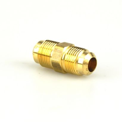 """Streamline A 00329 - 1/2"""" Brass Flare to Flare Union Connector Fitting, U2-8"""