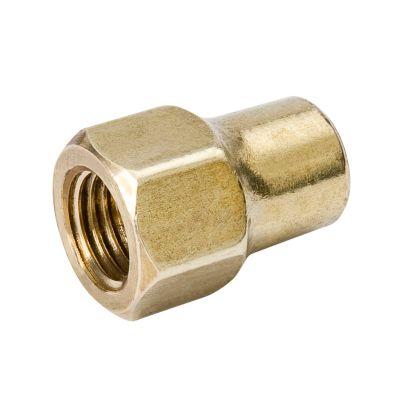 "Streamline A 00441 - 3/8"" Brass Long Forged Flare Nut, N4-6"