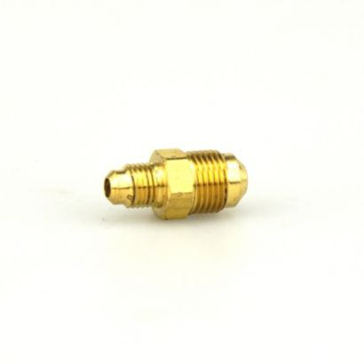 """Streamline A 01171 - 3/8"""" x 1/4"""" Brass Flare to Flare Reducing Union Connector Fitting, UR2-64"""