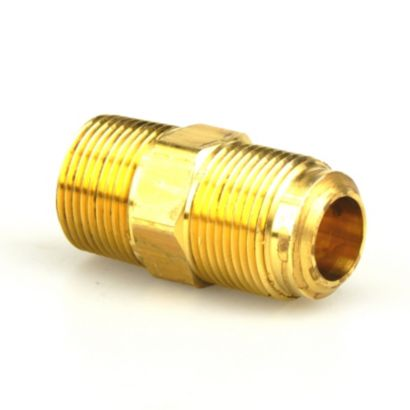 "Streamline A 04740 - 3/4"" x 3/4"" Flare to NPTFE, Half Union Connector, U1-12E"