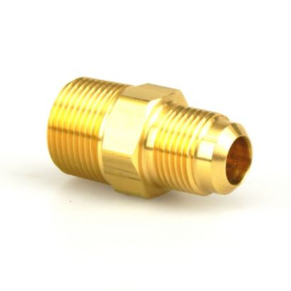 "Streamline A 04827 - 5/8"" x 3/4"" Flare to NPTFE, Half Union Connector, U1-10E"