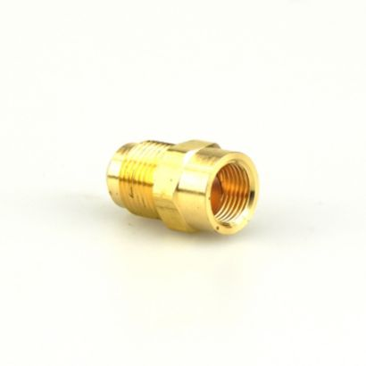 """Streamline A 04888 - 3/8"""" x 1/2"""" Internal Flare to External Flare, Reducing Union Connector, UR3-68"""