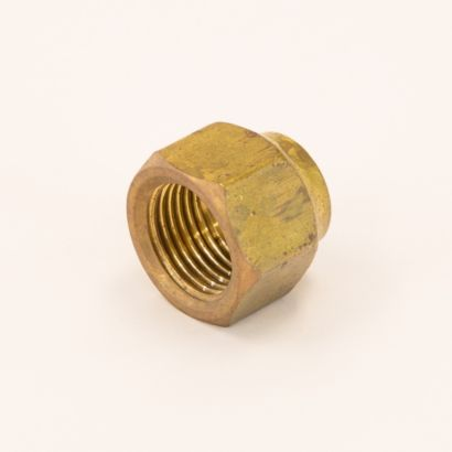 """Streamline A 05140 - 3/8"""" x 1/4"""" Short Reducing Forged Flare Nut NRS4-64"""