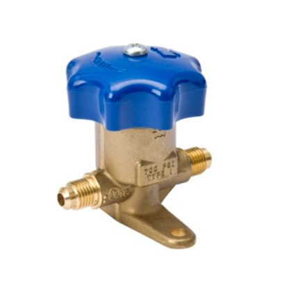 "Streamline A 14833 - 1/4"" Straight, Flare to Flare Packless Diaphragm Valve"