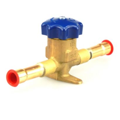 "Streamline A 14852 - 5/8"" Solder, Straight with Extended Endes, Packless Diaphragm Valve"