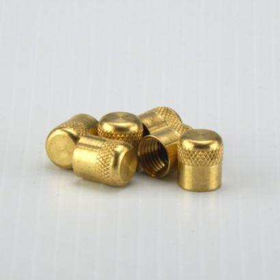 "Streamline A 16447 - 1/4"" Nut Flare Seal Cap Finger Tightening, NFT5-4"