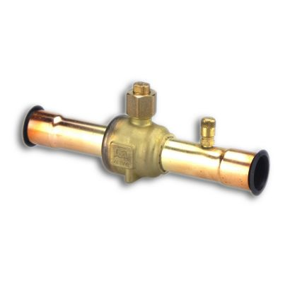 """Streamline AQ17865A - 1-1/8"""" CYCLEMASTER® Ball Valve Standard with Access Port"""