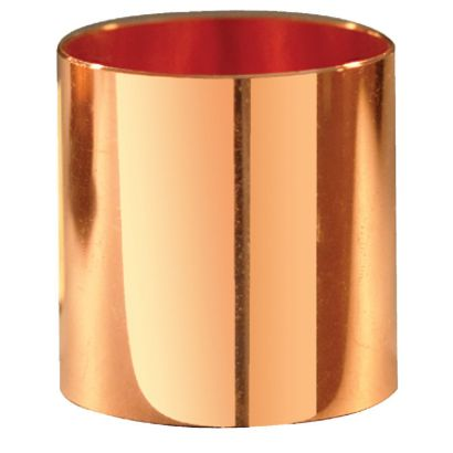 "Streamline W 10145 - 5/8"" OD Coupling, Copper Fitting"