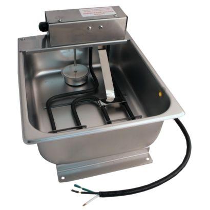 Supco CP804HD-240 - Commercial Condensate Pan 240 V1000 Watt 7 ½ Quart