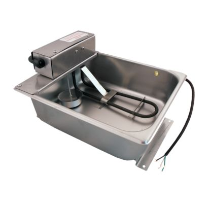 Supco CP807-240 - Commercial Condensate Pan 240 Volt 1000 Watt 7 ½ Quart