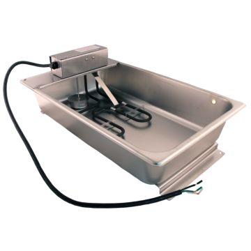 Supco CP815-240 - Commercial Condensate Pan 240 V1440 Watt 15 Quart