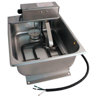 Supco CP818 - Commercial Condensate Pan 208 Volt 1000 Watt 7 Quart