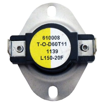 Supco L150 - General Purpose Temperature Control (Limit Switch)