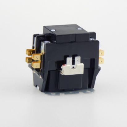 TRADEPRO® TP-CON-2/24/30 - 2P 24V 30A Contactor W/Lugs & Cover