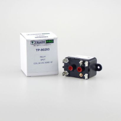 TRADEPRO® TP-90293 - 24V Relay SPDT 24V