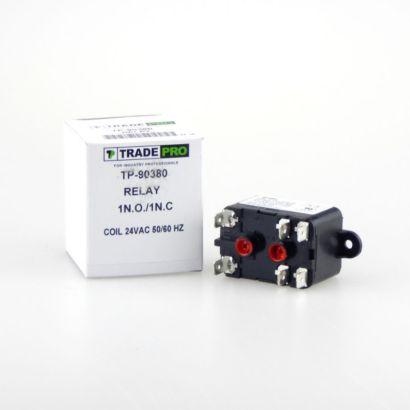 TRADEPRO® TP-90380 - 24V Relay 1NO/1NC