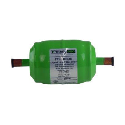 "TRADEPRO® SDX-083SA - 3/8"" Sweat 8 Cubic Inch Liquid Line Drier"