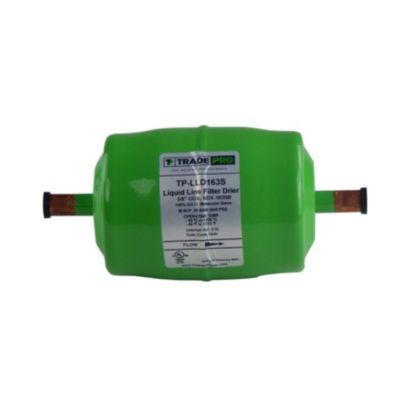 "TRADEPRO® SDX-163SB - 3/8"" Sweat 16 Cubic Inch Liquid Line Drier"