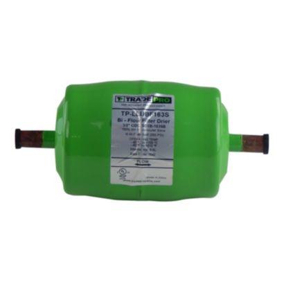 "TRADEPRO® SDXB-163SB - 3/8"" Sweat 16 Cubic Inch Biflow Liquid Line Drier"