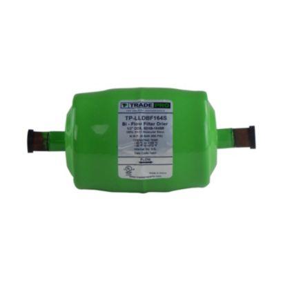 "TRADEPRO® SDXB-164SB - 1/2"" Sweat 16 Cubic Inch Biflow Liquid Line Drier"