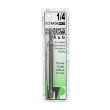 TRADEPRO® TP-10068 - TRADEPRO® Hex Magnetic Chuck 1/4 x 6