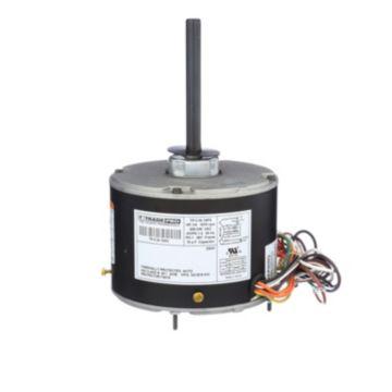 TradePro TP-C16-1SP2 - 1/6 HP Single Speed 1075 RPM 230V Condenser Fan Motor